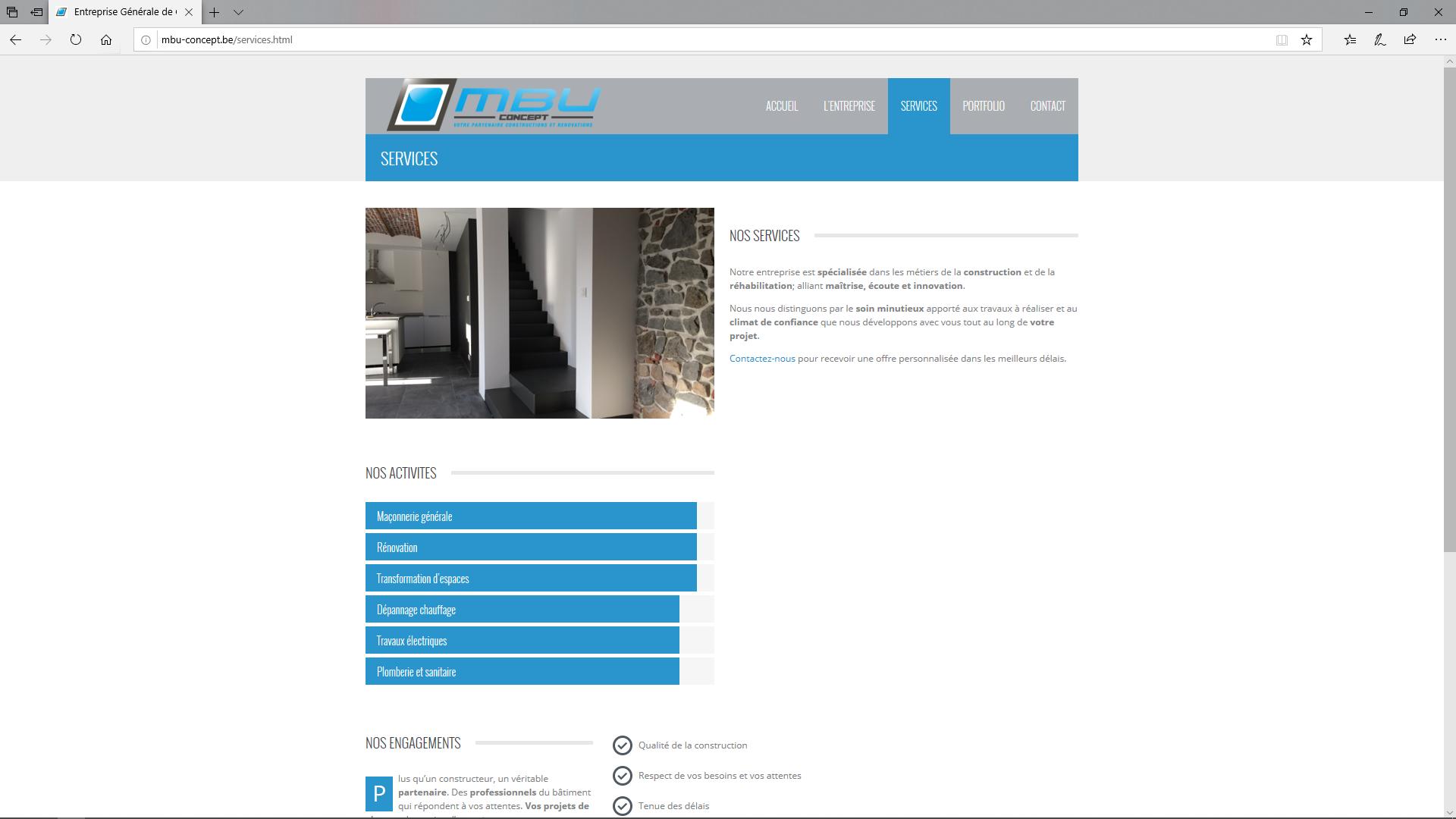 site internet pour petites entreprises